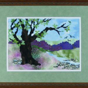Four Seasons of Oak